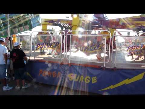 Midway Walkthrough at the Nebraska State Fair 2011