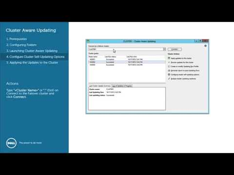 Updating Dell Servers By Integrating Dup With Microsoft