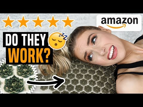 Testing 5 STAR RATED Gadgets from AMAZON to FALL ASLEEP FAST...