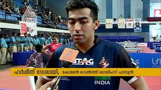National table tennis championship ends