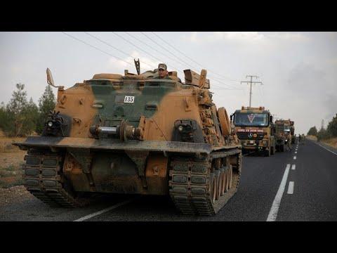 تفاؤل أمريكي بصمود وقف إطلاق النار في شمال سوريا رغم وقوع اشتباكات  - نشر قبل 2 ساعة