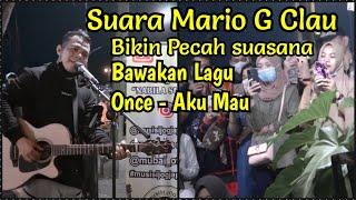 Kedatangan Juara Voice Kucinta Kau Apa Adanya Once Mekel Cover By Mario G Kalu MP3