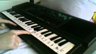 how to play harry potter on keyboard