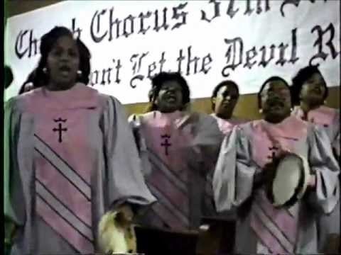 """Running For Jesus"" - Sharon Baptist Young Adult Choir ..."