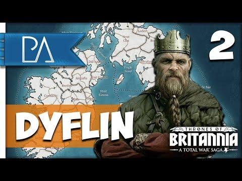 KING BEHIND ENEMY LINES - Thrones of Britannia: Total War Saga - Dyflin Campaign #2