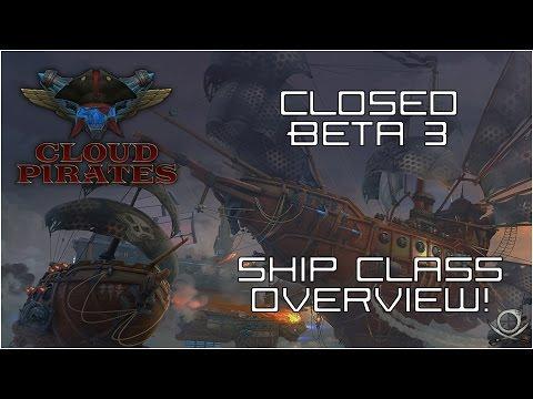 (Cloud Pirates) CB3 - Ship Classes Overview!