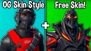 NEW FREE SKINS! ALL Leaked Skins + New Styles Gameplay! (Fortnite Update v8.30)