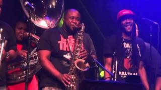 "The Soul Rebels with Gov't Mule ""Pass The Peas"""