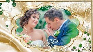 Свадебное золото | Wedding Gold | Free styles ProShow Producer