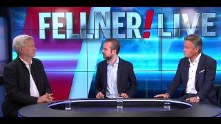 Fellner! Live: Pelinka vs. Westenthaler