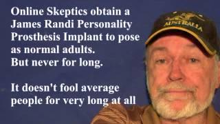 pseudoskeptics Krauss supporting pedos-empirical science LOL