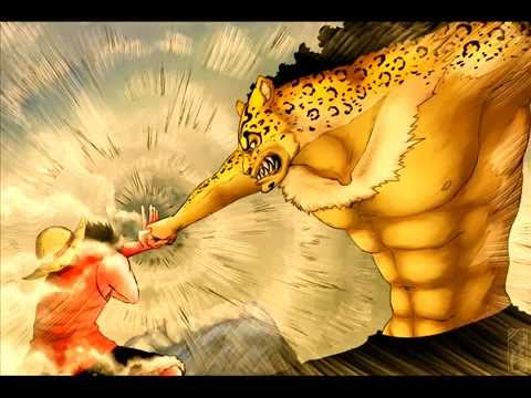 One Piece Battle OST - Luffy vs Rob Lucci