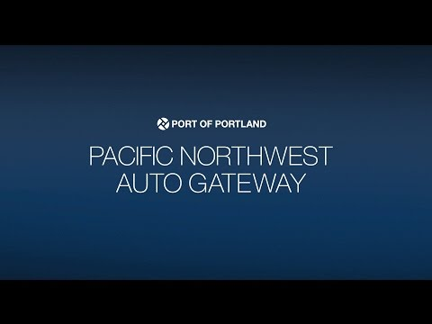 Port of Portland: The Pacific Northwest's Auto Gateway