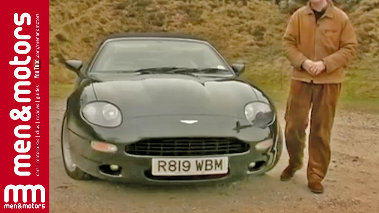 Aston Martin DB Valante Review YouTube - 1998 aston martin db7