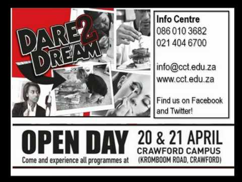 College of Cape Town advert 2
