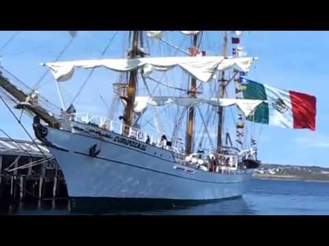 294 - Mexican Replica @ Halifax port