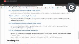 Latest CSS News - Talk.CSS #51