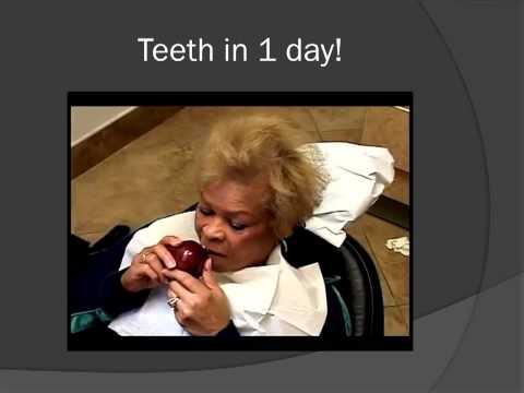 Las Vegas Leading Dental Implant Dentist | Golpa G4-Implant Solution | PowerPoint Presentation