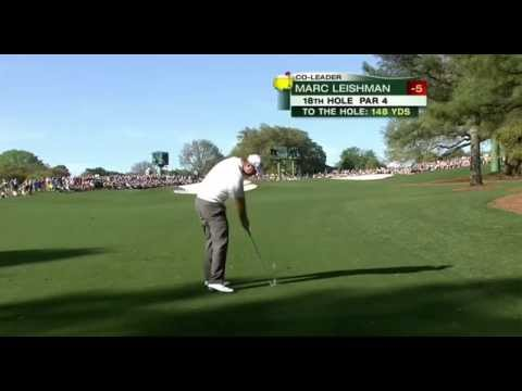 Marc Leishman Iron Swing Masters 2013 (DTL)