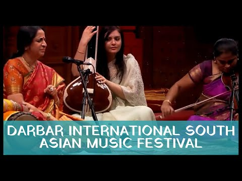 Padma Shri Aruna Sairam @ Darbar International South Asian Music Festival, London - 2009