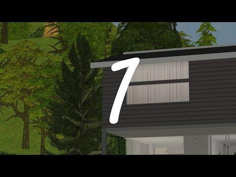 The Sims 2 - Family Fun Stuff - Visionary Villa - Part 1