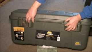 Plano Sportsman's Trunk  With Scent Control  (walmart) #1919-99
