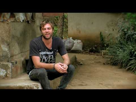 Joel Houston ( Executive Producer and Creative Director of  Hillsong United ) in Indonesia