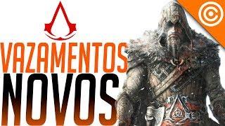 Novos VAZAMENTOS de Assassin's Creed RAGNAROK