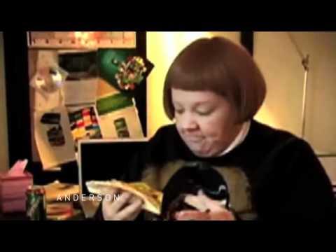 Melissa McCarthy aka YouTube Sensation Marbles Harsgrove