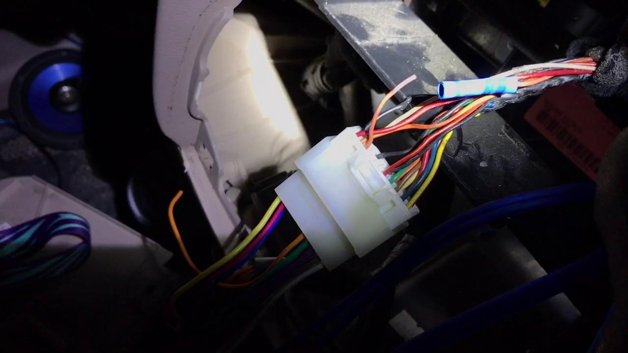 2008 kia sportage aftermarket radio no sound install problem solved 08 sportage radio wiring [ 1280 x 720 Pixel ]