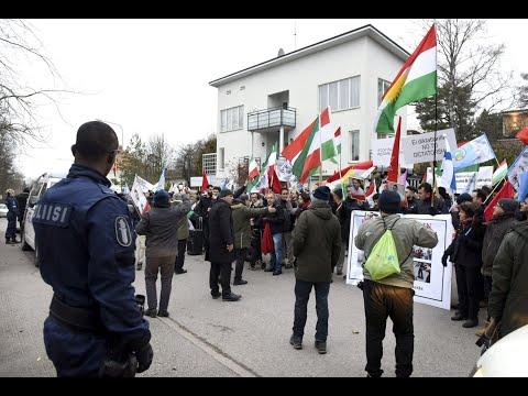 منظمة العفو الدولية ترفع حصيلة قتلى احتجاجات إيران إلى أكثر من 300