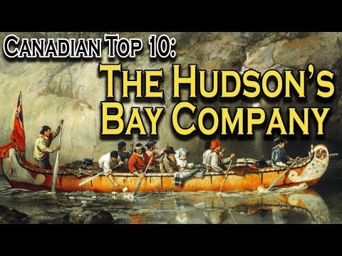 Canadian Top 10: Hudson's Bay Company