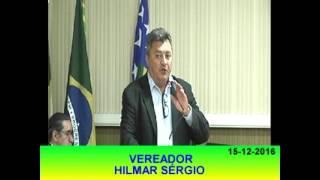 Hilmar Sergio Pronunciamento 15 12