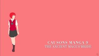 Causons Mangas #9 The Ancient  Magus' Bride Critique/Review [FR]
