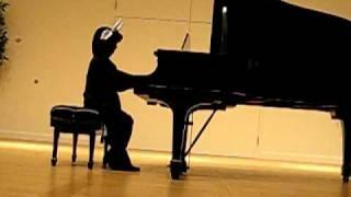 Ben Gottesman Piano - Elfin Dance - Grieg