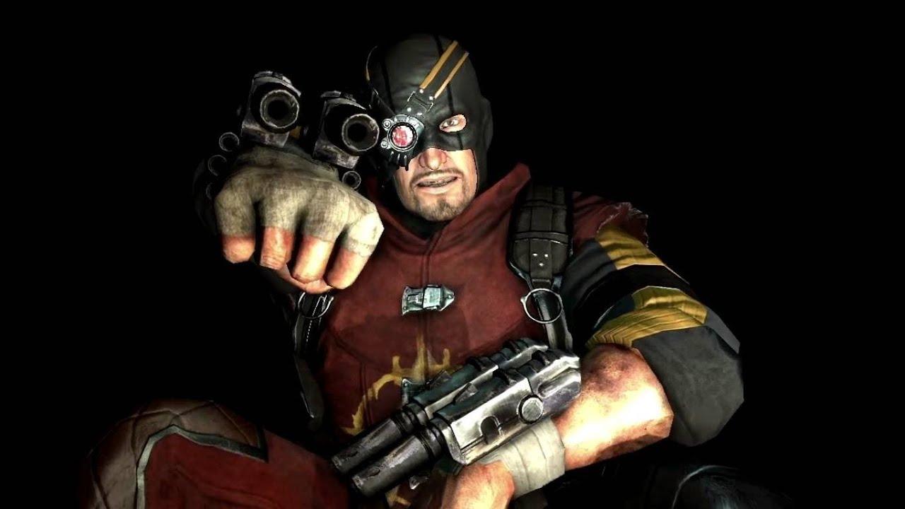 how to find deadshot in batman arkham city