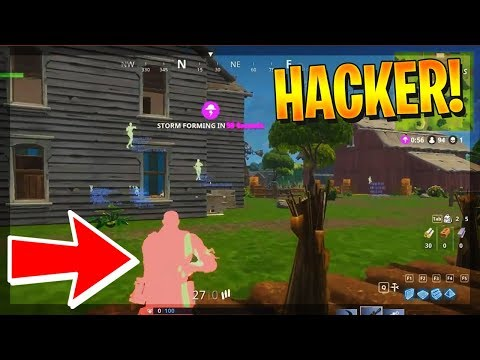 REACTING TO FORTNITE'S MOST ADVANCED HACKERS.. CRAZY AIMBOT & Wall Hacks! (INSANE HACKS & GLITCHES)