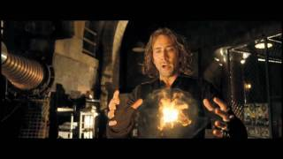 The Sorcerer's Apprentice Training: Part 2 - Can You Stop Fire?