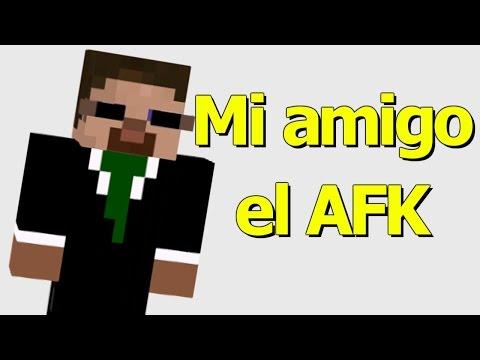 Cuidando Al AFK! | Guardaespaldas