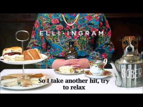Canna Butter Kisses - Elli Ingram Lyrics [HQ]