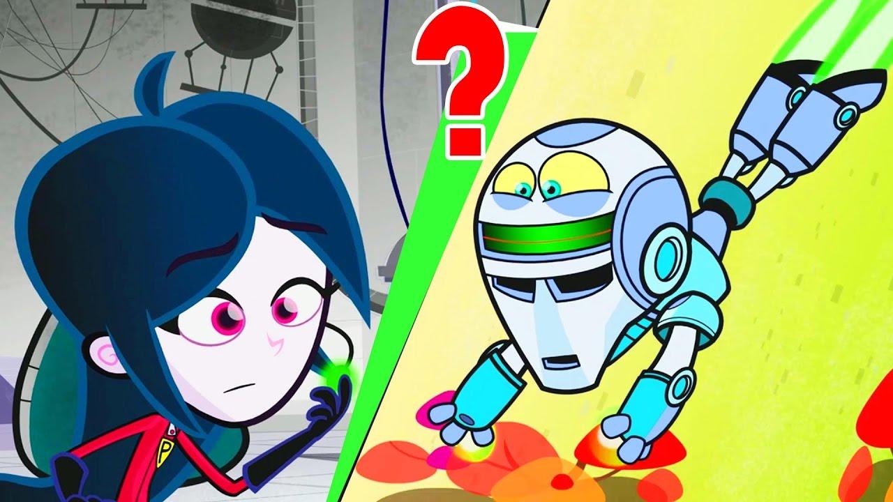 ¡El Nuevo Héroe Robot!