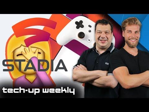 So Schlecht Ist Stadia | LTE Für ALLE | Black Friday Schnäppchen-Start - Tech-up Weekly #171