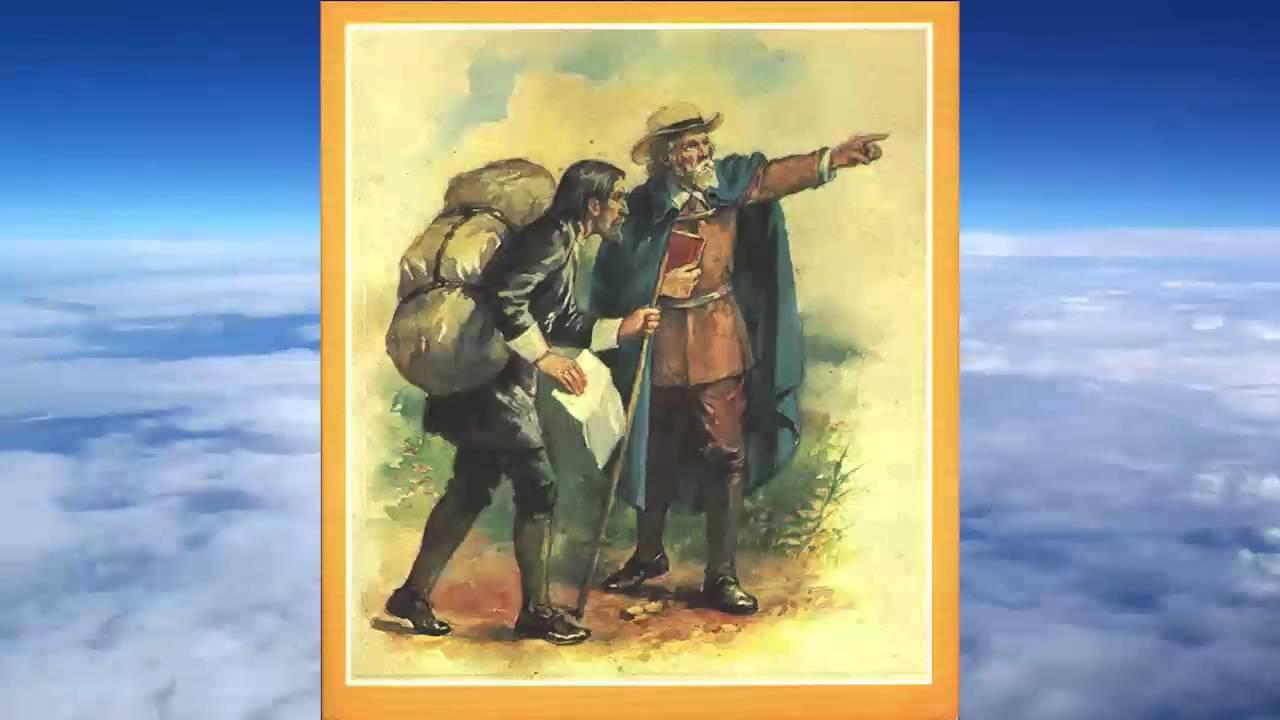 Цитаты из книги «путь паломника».