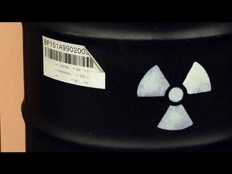 Incident at Belgian nuclear waste site