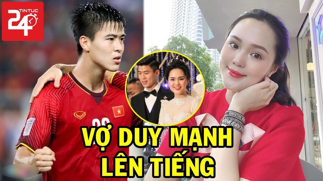 Quỳnh Anh Chính Thức Lên Tiếng Về Việc Bị Duy Mạnh ' Ra Đường Quyê`n' – TIN TỨC 24H TV