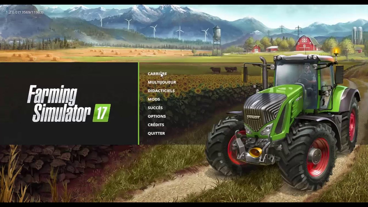 fr t l charger et installer farming simulator 17 gratuit. Black Bedroom Furniture Sets. Home Design Ideas