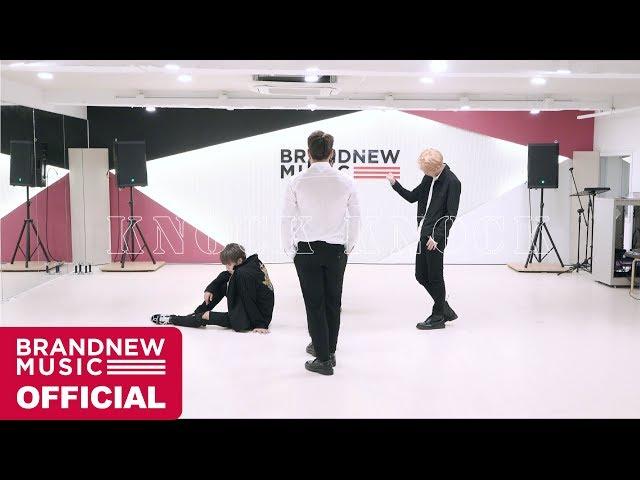 MXM (BRANDNEWBOYS) - 'KNOCK KNOCK (TAK Remix)' Dance Practice (practiceroom Ver.)