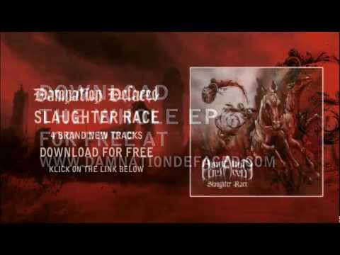 Damnation Defaced - Warlord (taken from the EP Slaughter Race)