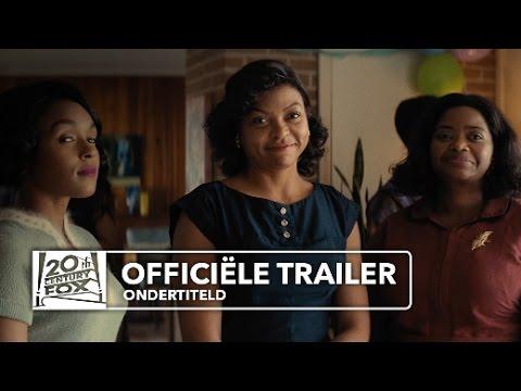 Hidden Figures | Internationale HD trailer 1 | NL | 9 maart in de bioscoop