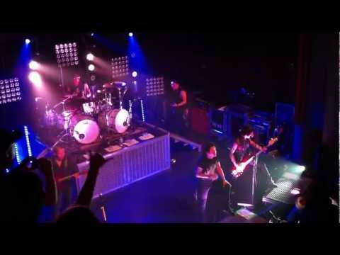 Escape The Fate Live Montreal at Club Soda 08/05/12 Full Show